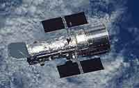 Hubble Space Telescope at 17