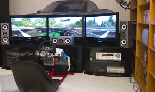 The Ultimate Xbox 360 Racing Setup
