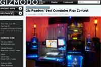 Gizmodo Readers' Best Computer Rigs Contest