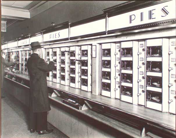 Automat, 977 Eighth Avenue, Ma... Digital ID: 482752. New York Public Library