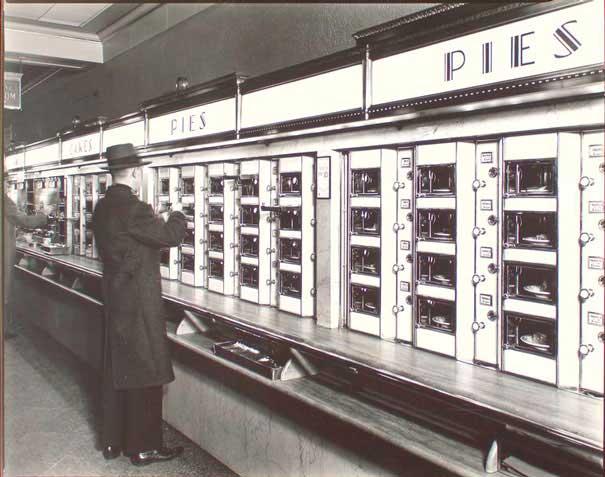 Automat, 977 Eighth Avenue, Ma... Digital ID: 482752. New York Public Library