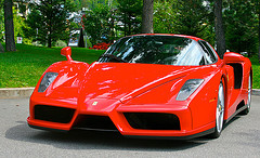 Ferrari Enzo (photo courtesy Stéphane Duquesne)