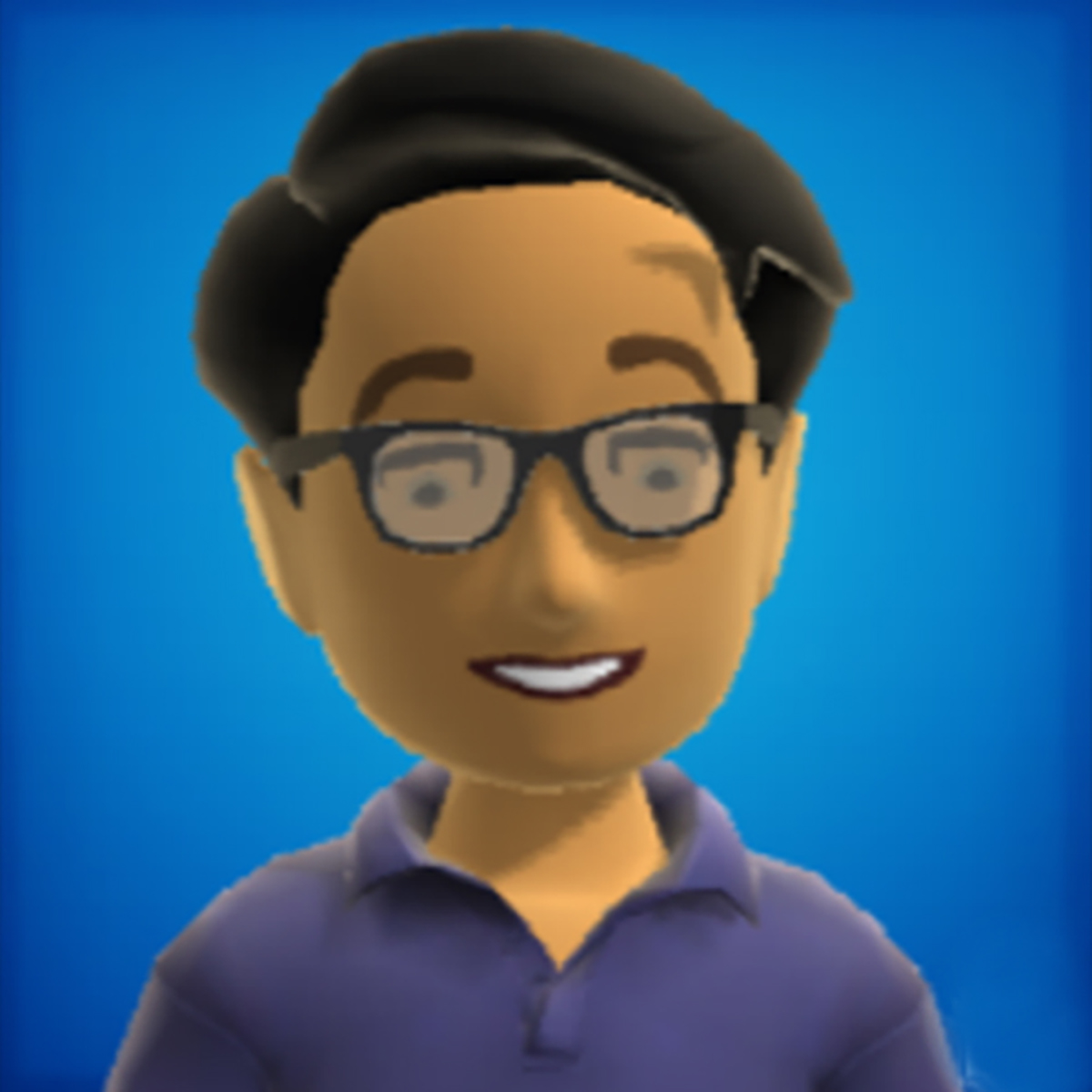 My New Xbox Experience Avatar