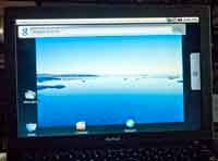 Android running on Late 2006 Macbook