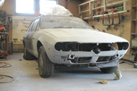 Alfa Romeo Rust Repair