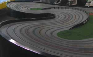 Slot Car Racing at Buzz-A-Rama