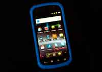Nexus S - Amzer Silicone Skin Jelly Case