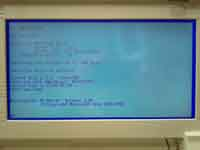 NEC Multispeed EL  Boot Screen
