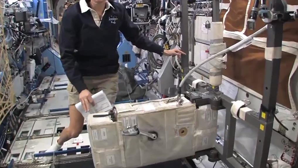International Space Station Bike (page 2) - Pics about space