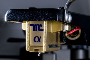 Monster Cable Alpha 1 moving coil phono cartridge, missing stylus