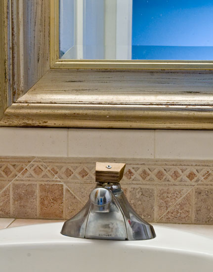 Moen Adler Centerset Single-Handle Bathroom Faucet WS84503