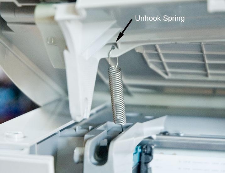 HP Officejet g55 spring